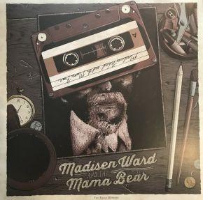 "The Radio Winners - 12"" EP / Madisen Ward And The Mama Bear / 2018"