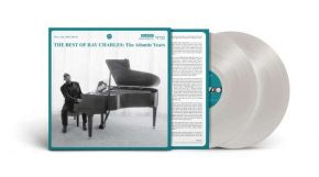 The Best of Ray Charles: The Atlantic Years - 2LP (Hvid Vinyl) / Ray Charles / 1994 / 2021