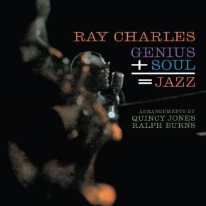 Genius + Soul = Jazz - LP (Verve Acoustic Sounds) / Ray Charles / 1961 / 2021