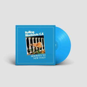 Sideways To New Italy - LP (Blå vinyl) / Rolling Blackouts C.F. / 2020