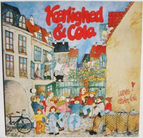 Kærlighed & Cola - LP / Værløse musikgruppe / 1980