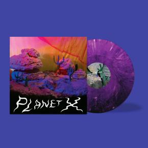 "Planet X - LP (Lilla ""Galaxy"" Marble Vinyl) / Red Ribbon / 2021"