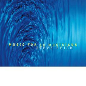 Music for 18 Musicians - 2LP (RSD 2015) / Steve Reich / 2015