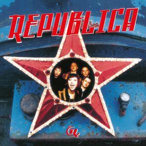 Republica - LP (RSD 2021 Blå Vinyl) / Republica / 1996/2021