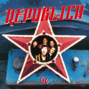 Republica - LP (RSD 2021 Rød Farvet Vinyl) / Republica / 1996/2021