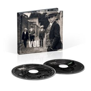 Rewind, Replay, Rebound - 2CD (Deluxe Edition) / Volbeat / 2019