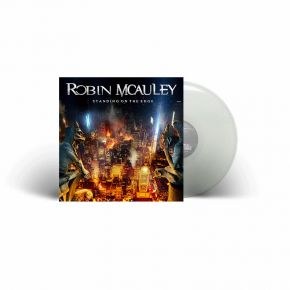 Standing On The Edge - LP (Klar Vinyl) / Robin Mcauley / 2021
