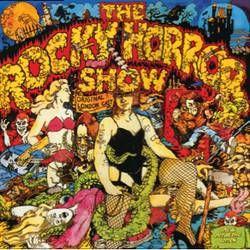 Rocky Horror Picture Show - Picture Disc LP (RSD 2015) / Original London Cast / 2015