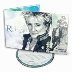 Tears Of Hercules - CD / Rod Stewart / 2021