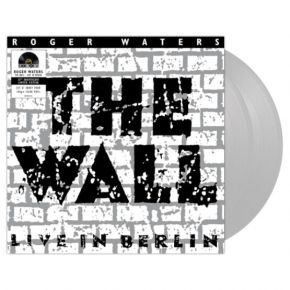 The Wall | Live In Berlin - 2LP (RSD 2020 Klar Vinyl) / Roger Waters | Various Artists / 1990 / 2020