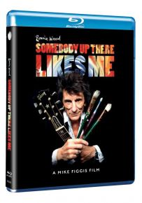 Somebody Up There Likes Me - Blu ray / Ronnie Wood / 2020