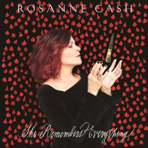 She Remembers Everything - CD / Rosanne Cash / 2018