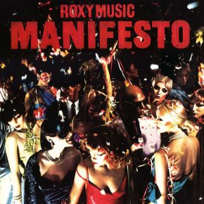 Manifesto - LP (Half-Speed Master) / Roxy Music / 1979 / 2017