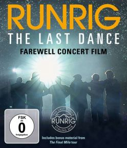 The Last Dance | Farewell Concert Film - Blu-Ray / Runrig / 2019