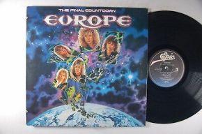 The Final Countdown - LP / Europe / 1986 / 2015