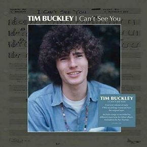 """I Can't See You - 12"""" EP / Tim Buckley / 2018"""