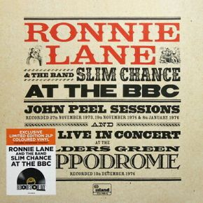 At the BBC - 2LP (RSD 2019 Pink Vinyl) / Ronnie Lane & Slim Chance / 2019