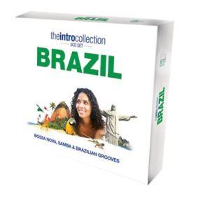 Brazil: Bossa Nova, Samba And Brazilian Grooves - 3CD (Boxset) / Various Artists / 2008