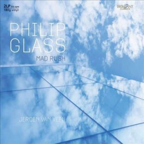 Mad Rush - 2LP / Philip Glass | Jeroen Van Veen / 2015