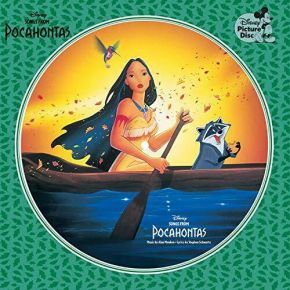Songs From Pocahontas (Soundtrack) - Picture Disc / Alan Menken, Various Artists / 2020