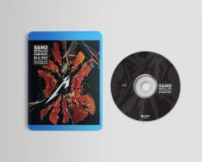 S&M2 - Blu-Ray / Metallica / 2020