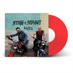 44/876 - LP (Rød Vinyl) / Sting & Shaggy / 2018