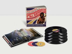 Celebrate the Music of Peter Green and the Early Years of Fleetwood Mac - 4LP+2CD+Blu-Ray (Bokssæt) / Mick Fleetwood And Friends   Fleetwood Mac / 2021