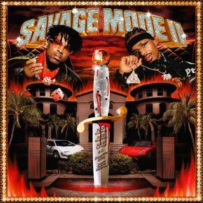 Savage Mode II - CD / TWENTY-ONE SAVAGE & METRO BOOMIN / 2021