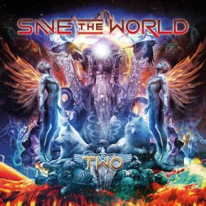 Two - CD / Save The World / 2021