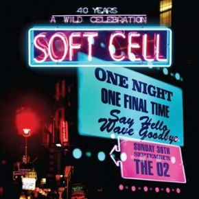 Say Hello, Wave Goodbye - 2CD + DVD / Soft Cell  / 2019