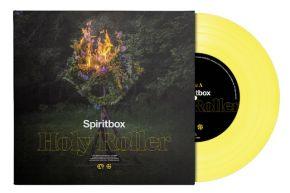 "Holy Roller - 7"" Vinyl (Gul Vinyl) / Spiritbox / 2020"