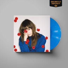 I Know I'm Funny (SC 25th Anniversary Edition) - LP (Blå Vinyl) / Faye Webster / 2021