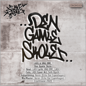 "Den Gamle Skole / Fed Rap - 7"" Vinyl / LADJ & UNG DMC / 2020"