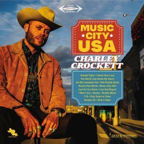 Music City USA - CD / Charley Crockett / 2021