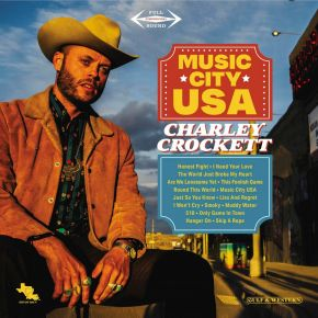 Music City USA - 2LP (Signeret) / Charley Crockett / 2021