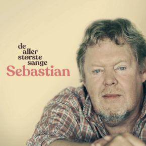 De Allerstørste Sange - 2CD / Sebastian / 2019