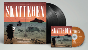Skatteøen - 2LP+DVD / Sebastian / 1986 / 2018