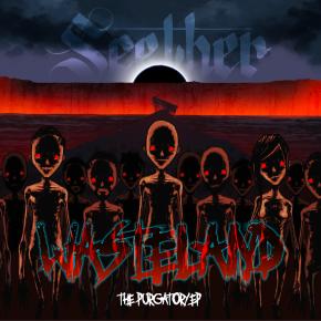 """Wasteland: The Purgatory - 12"""" EP / Seether / 2021"""