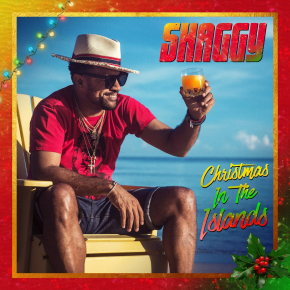 Christmas In The Islands - CD (Deluxe) / Shaggy / 2021