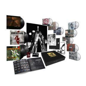 Hybrid Theory - 4LP+5CD+3DVD+MC (Super deluxe boxset) / Linkin Park / 2000 / 2020