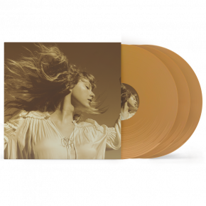 Fearless: Taylor's Version (Re-Recorded) - 3LP (Guld Vinyl) / Taylor Swift / 2008/2021