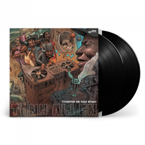 There Is No End - 2LP / Tony Allen / 2021