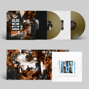 IIUII - 2LP (Bronze Vinyl) / Fink / 2021