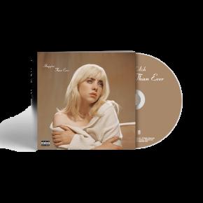 Happier Than Ever - CD / Billie Eilish / 2021