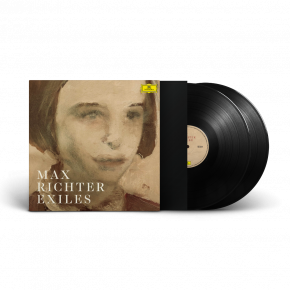Exiles - 2LP / Max Richter | Baltic Sea Philharmonic | Kristjan Järvi / 2021