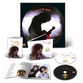 Back To The Light - LP+2CD (Collector's Edition) / Brian May / 1992/2021