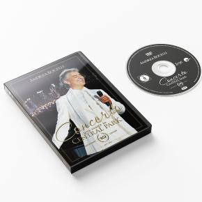 Concerto: One Night In Central Park (10th Anniversary Edition) - DVD / Andrea Bocelli / 2011/2021