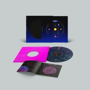 Music Of The Spheres - LP (Splatter vinyl) / Coldplay / 2021