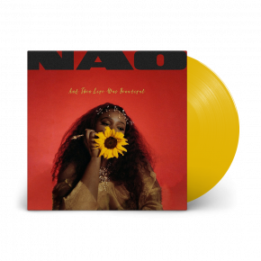 And Then Life Was Beautiful - LP (Gul Vinyl) / NAO / 2021