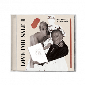 Love For Sale - CD / Tony Bennett & Lady Gaga / 2021